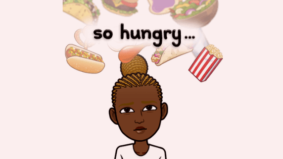 Feeling Hungry